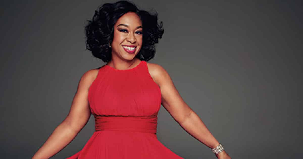 how shonda rhimes lost weight