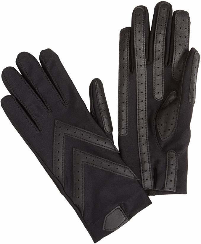 review of isotoner shortie unlined driving gloves review