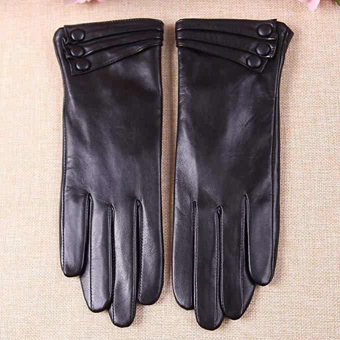 Review of warmen women leather driving gloves