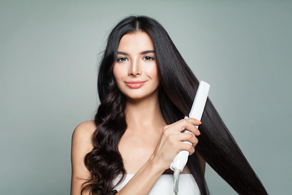 a test to tell if you have fine hair or thick hair
