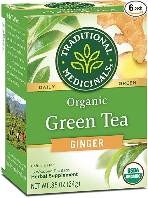 Box of traditional medicals tea