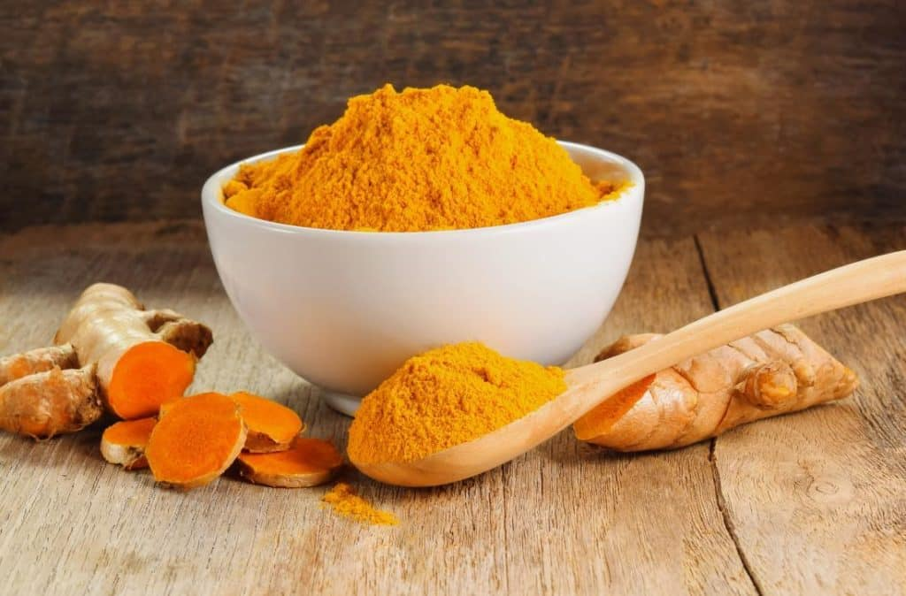 the best alternatives for turmeric