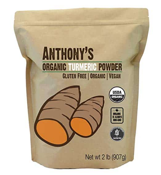 anthony organics package
