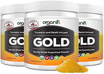 organifi gold product shot