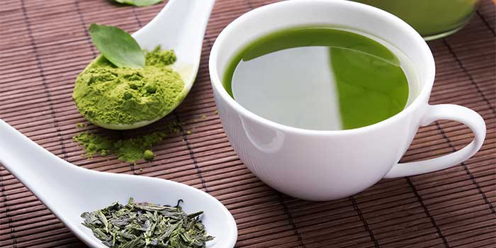 organic green tea brands