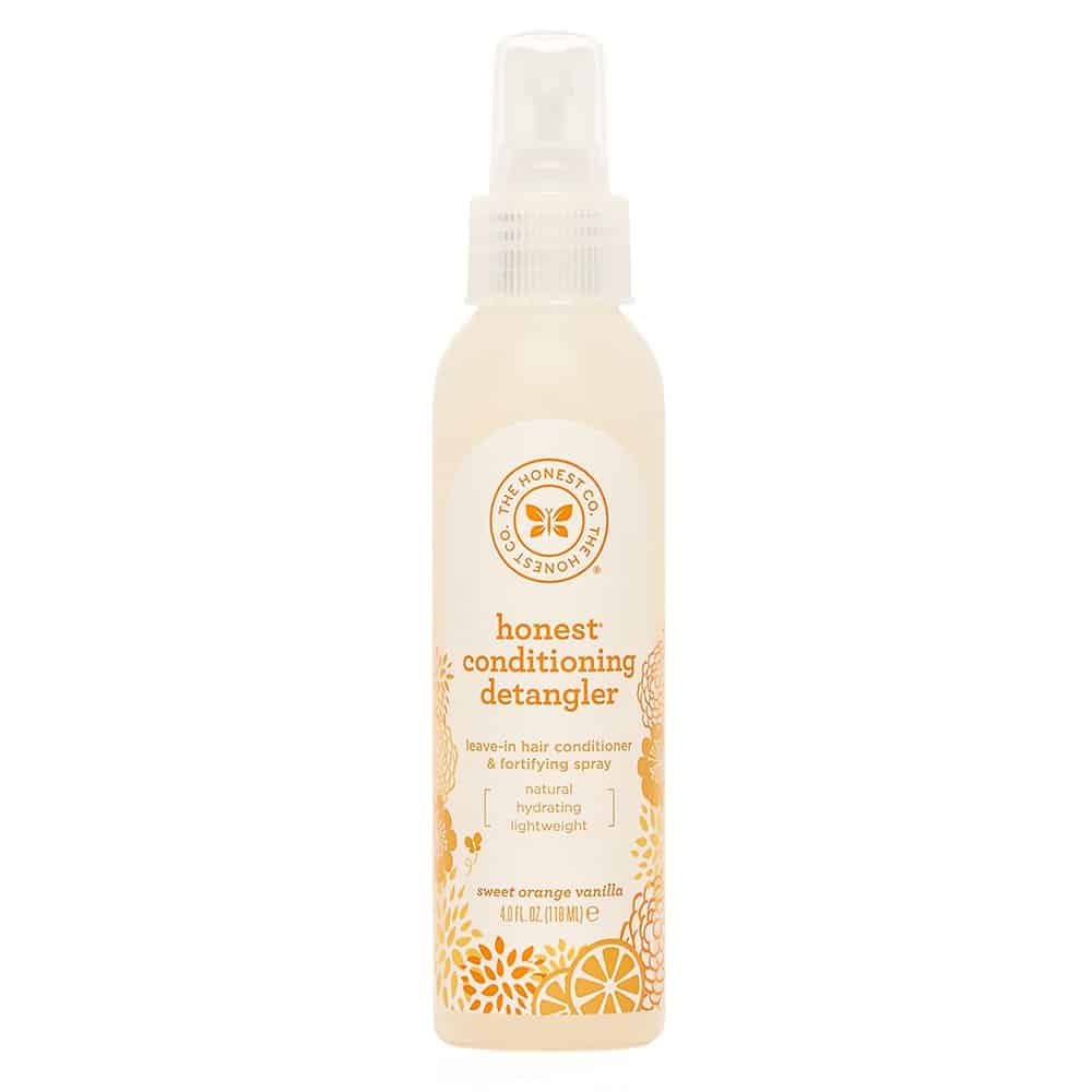 the honest company detangler