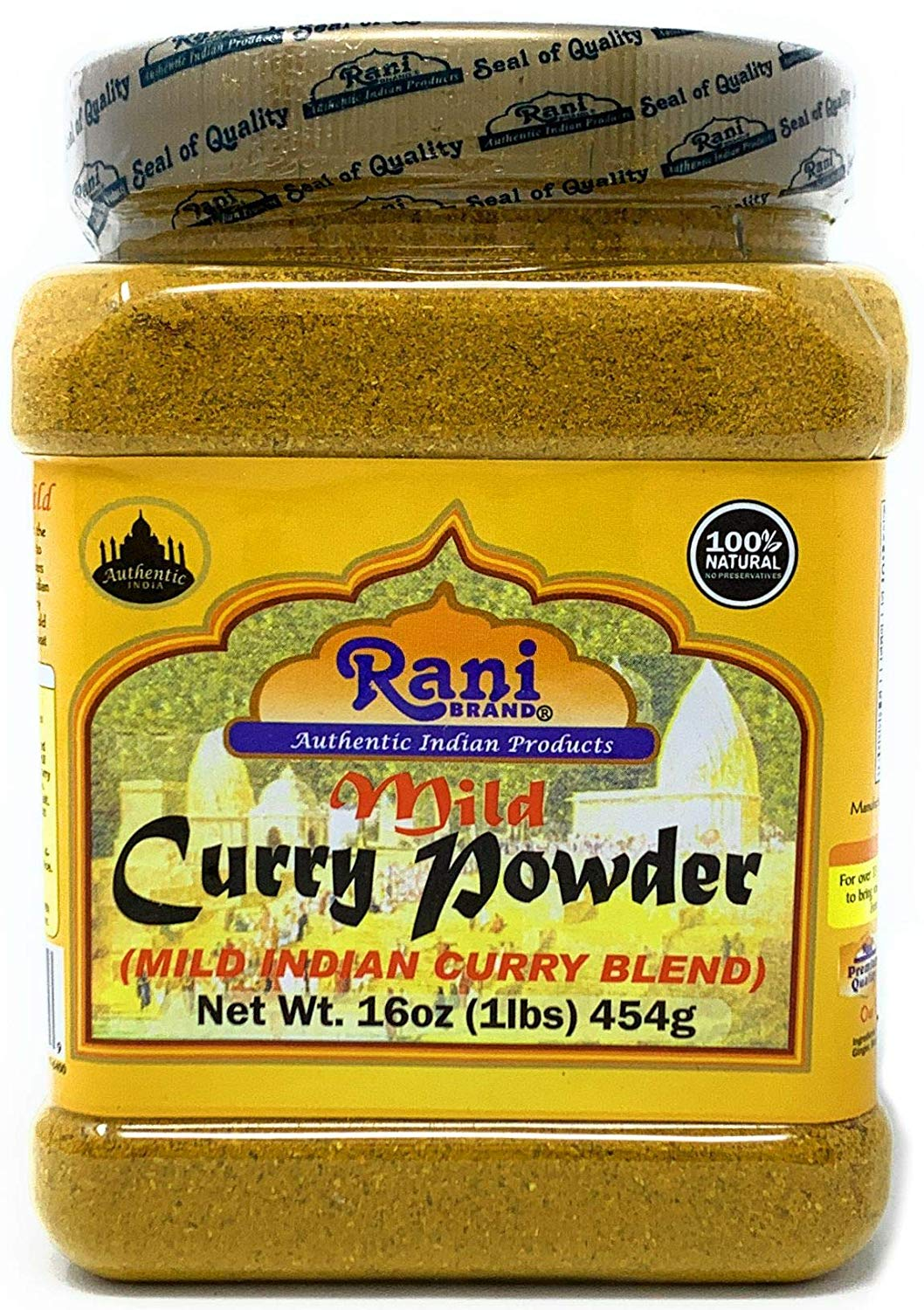 rani authentic curry powder