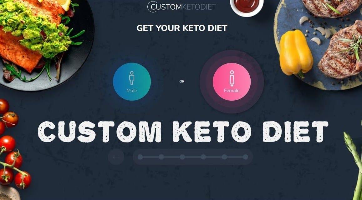 custom keto plan reviews