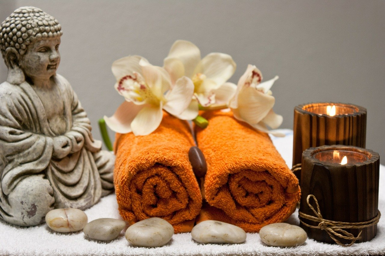 benefits of a spa