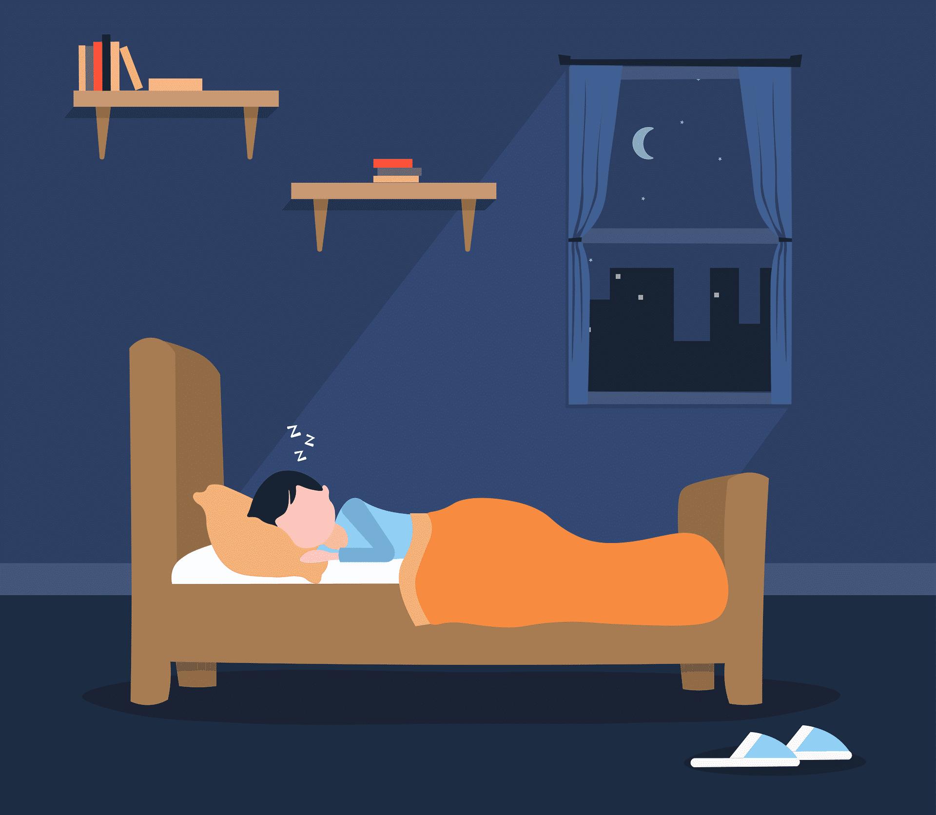 sleep can improve your brain health