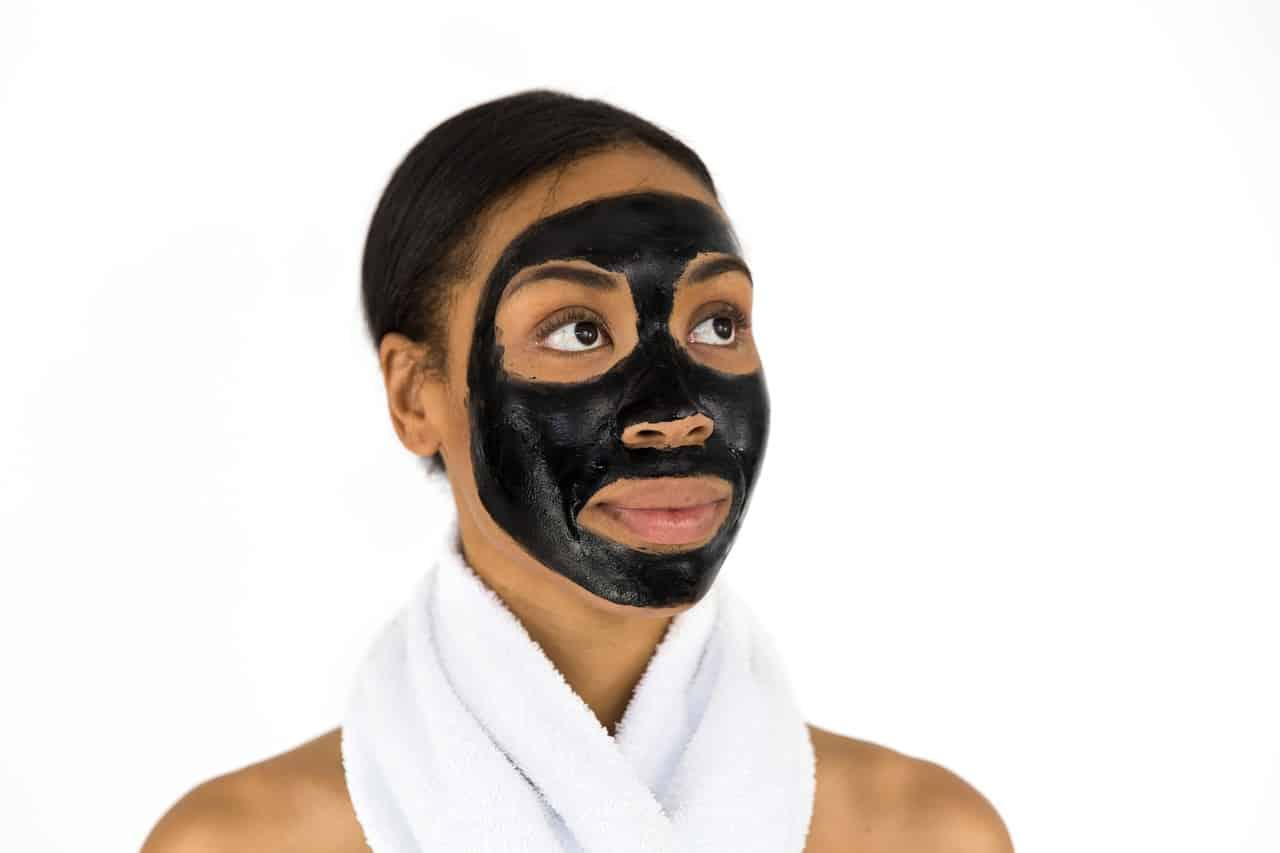 face mask for skin blemishes