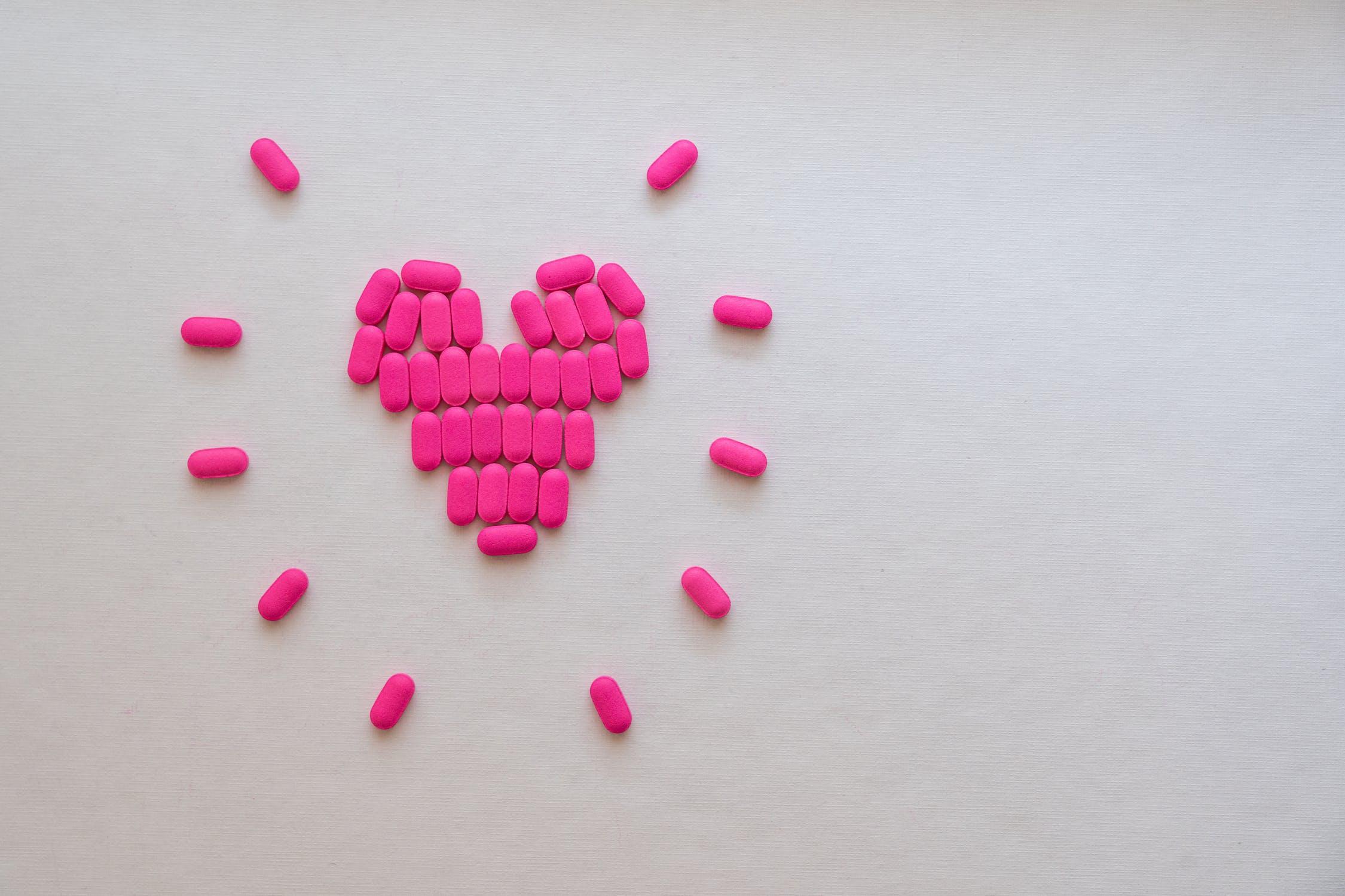 healthy heart vitamins