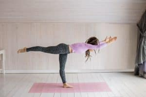 tips for getting started with aerial yoga