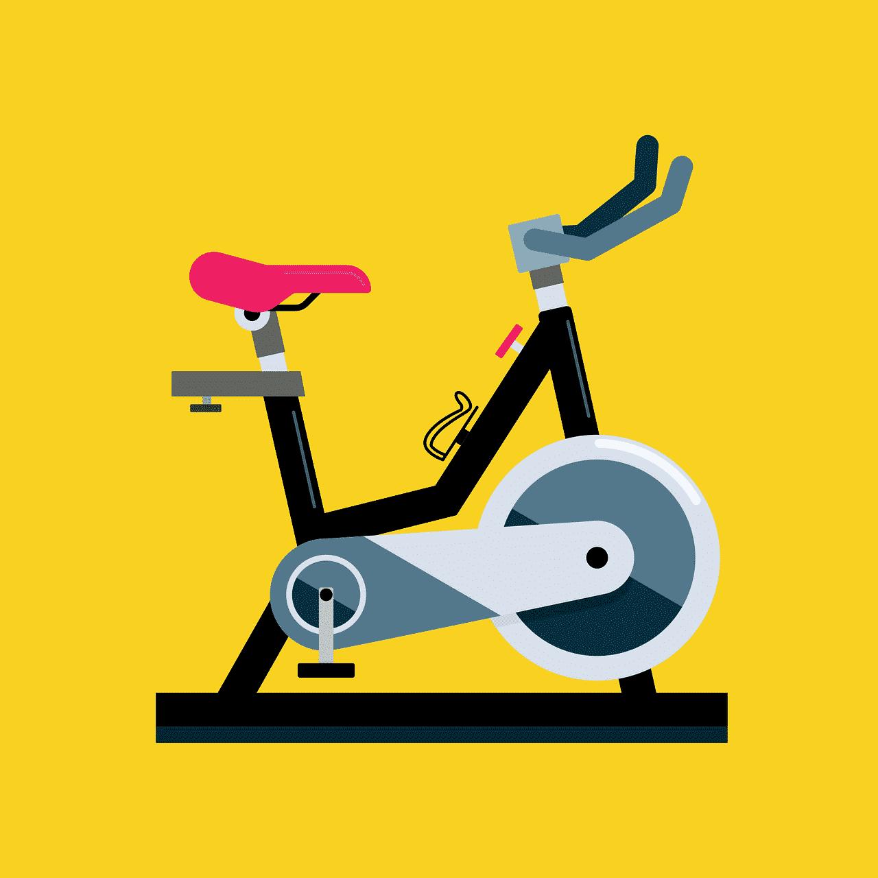 health benefits of a stationary bike