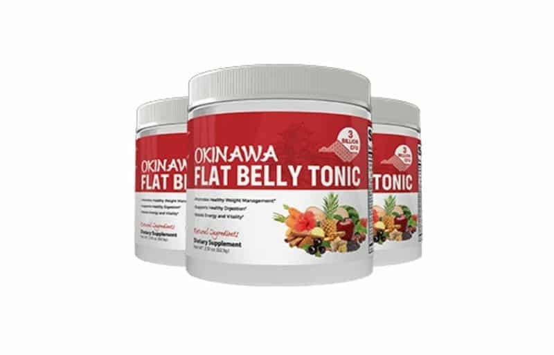 flat belly tonic