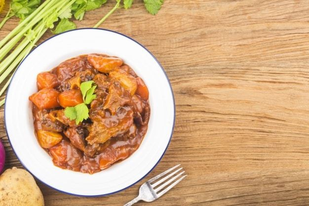 meat stew recipe