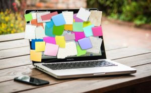 tips for staying organized