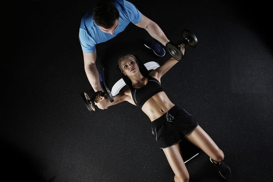 learn about the benefits of using a personal trainer