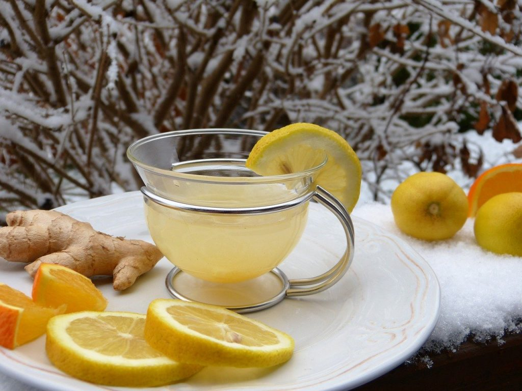 how to boost your immune system near the holiday season