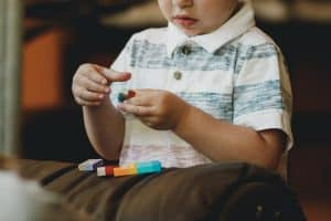 the role of elevate growth hormones in kids with autism