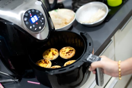 tips for using an air fryer