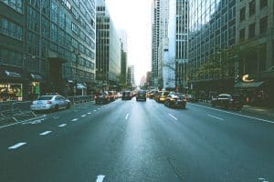 what to do in case of a rideshare accident