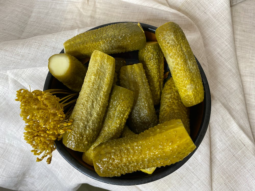 eating fermented foods