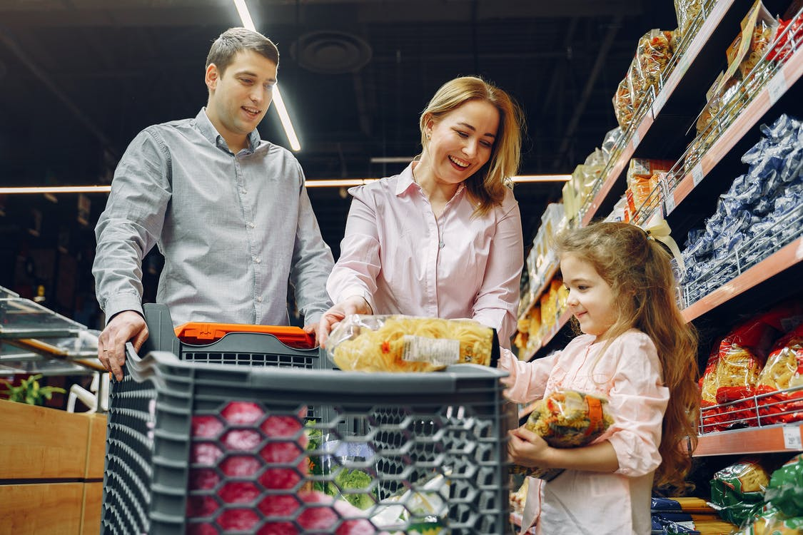 save money when shopping