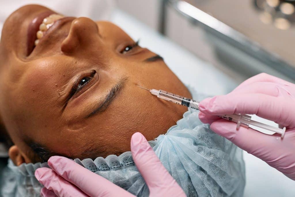 administer botox